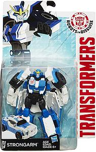 Transformers Robots in Disguise Warrior Class: Strongarm
