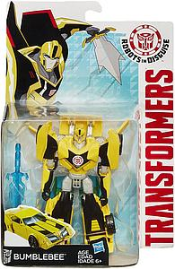 Transformers Robots in Disguise Warrior Class: Bumblebee