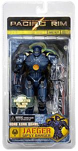 "Pacific Rim 7"" Series 4: Gipsy Danger 2.0 (Hong Kong Brawl)"