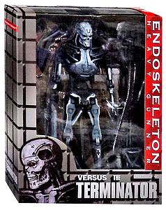 Retro Video Game Series Robocop vs Terminator Series 1: Endoskeleton (Terminator)
