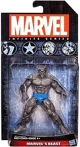 "Marvel Universe 3 3/4"" Infinite Series: Grey Beast"