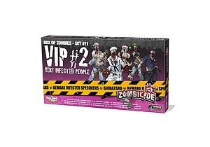 Zombicide: Box of Zombies - Set #11 VIP (Very Infected People) #2