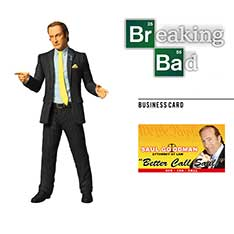 Toys 6 Inch Breaking Bad: Saul Goodman