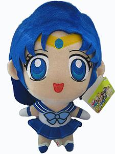 "Plush Toy Sailor Moon 10"" Sailor Mercury"