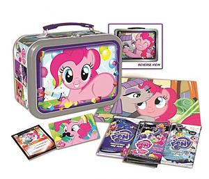 My Little Pony Friendship is Magic Trading Cards: Pinkie Pie and Maud Pie Collector's Tin