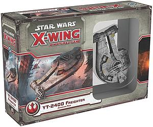 Star Wars: X-Wing Miniatures Game - YT-2400 Freighter Expansion Pack