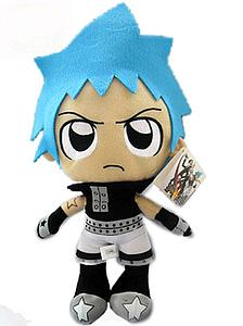 Plush Toy Soul Eater 12 Inch Black Star