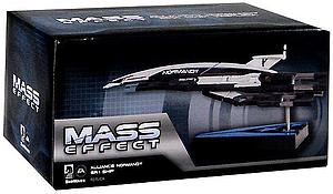 Mass Effect Vehicle Ship Replica: Alliance Normandy SR-1 (Black)