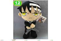 Plush Toy Soul Eater 12 Inch Death the kid
