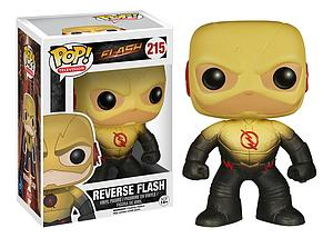 Pop! Television The Flash Vinyl Figure Reverse Flash #215