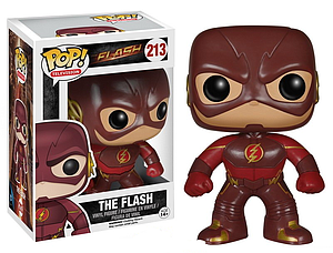 Pop! Television The Flash Vinyl Figure The Flash #213