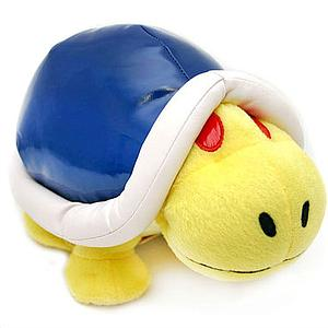 "Plush Toy Super Mario Bros 10"" Buzzy Beetle"