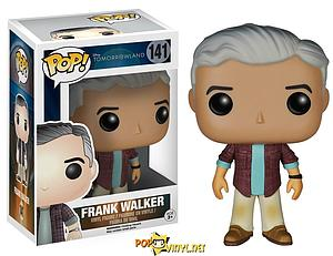 Pop! Disney Tomorrowland Vinyl Figure Frank Walker #141 (Vaulted) (Sale)