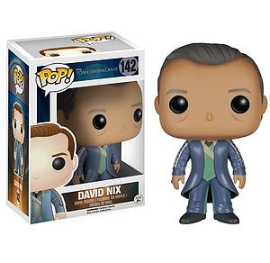 Pop! Disney Tomorrowland Vinyl Figure David Nix #142 (Vaulted) (Sale)