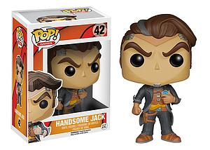 Pop! Games Borderlands Vinyl Figure Handsome Jack #42 (Vaulted)