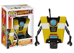 Pop! Games Borderlands Vinyl Figure Claptrap #44 (Vaulted)