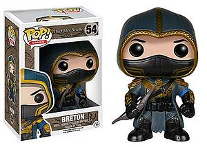 Pop! Games The Elder Scrolls Vinyl Figure Breton #54 (Vaulted)