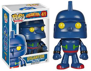 Pop! Animation Gigantor Vinyl Figure Gigantor #41 (Vaulted)