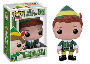 Pop! Holidays Elf the Movie Vinyl Figure Buddy the Elf #10