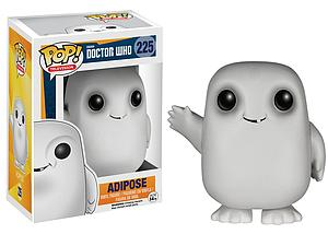 Pop! Television Doctor Who Vinyl Figure Adipose #225 (Retired)