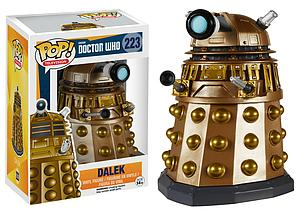 Pop! Television Doctor Who Vinyl Figure Dalek #223 (Retired)