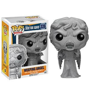 Pop! Television Doctor Who Vinyl Figure Weeping Angel #226 (Retired)