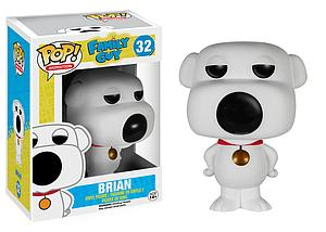 Pop! Animation Family Guy Vinyl Figure Brian #32
