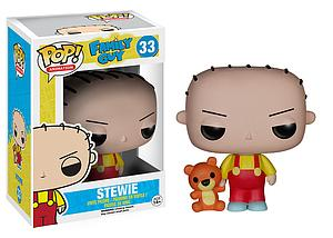 Pop! Animation Family Guy Vinyl Figure Stewie #33 (Retired)