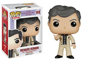 Pop! Movies The Breakfast Club Vinyl Figure Richard Vernon #149 (Retired)