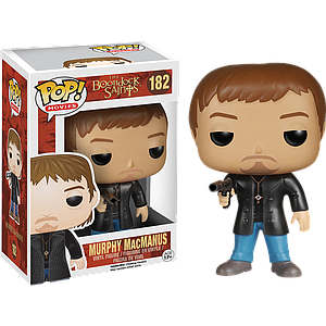 Pop! Movies The Boondock Saints Vinyl Figure Murphy MacManus #182 (Vaulted)