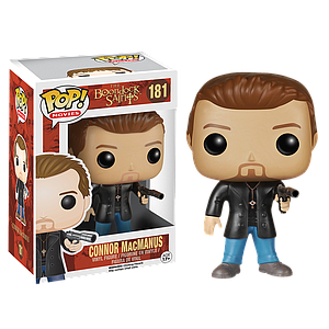 Pop! Movies The Boondock Saints Vinyl Figure Connor MacManus #181 (Vaulted)