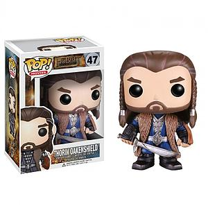 Pop! Movies Hobbit The Desolation of Smaug Vinyl Figure Thorin Oakenshield #47 (Vaulted)