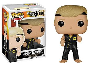 Pop! Movies The Karate Kid Vinyl Figure Johnny Lawrence #180 (Retired)