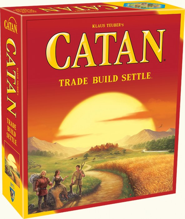 Catan (5th Edition)
