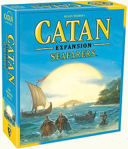 Catan: Seafarers Expansion (5th Edition)