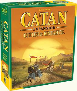 Catan: Cities & Knights Expansion (5th Edition)
