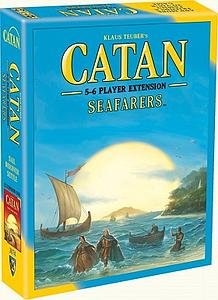 Catan: Seafarers 5-6 Player Extension (Fifth Edition)