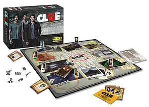 Clue Supernatural Collector's Edition