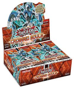 Yugioh Trading Card Game Crossed Souls: Booster Box (24 Packs)