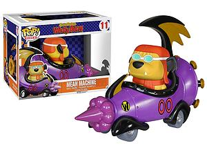 Pop! Rides Animation Wacky Races Vinyl Figure Mean Machine #11 (Retired)