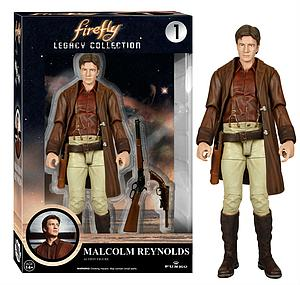 Legacy Collection Firefly: Malcolm Reynolds #1 (Retired)