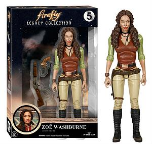 Legacy Collection Firefly: Zoe Washburne #5 (Vaulted)