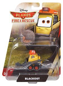 Disney Planes Fire and Rescue Die-Cast Vehicle: Blackout