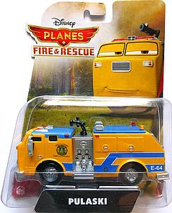 Disney Planes Fire & Rescue Die-Cast Vehicle: Pulaski