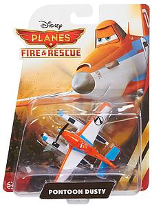 Disney Planes Fire and Rescue Die-Cast Vehicle: Pontoon Dusty
