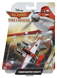 Disney Planes Fire and Rescue Die-Cast Vehicle: Firefighter Dusty