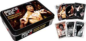 Bruce Lee Playing Card Gift Tin