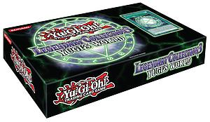 YuGiOh Trading Card Game Legendary Collection 3: Yugi's World