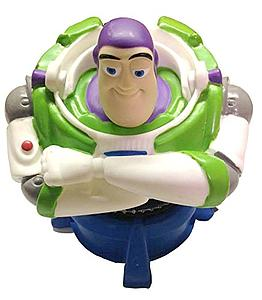 "5"" Disney Toy Story Buzz Lightyear Bust Bank"