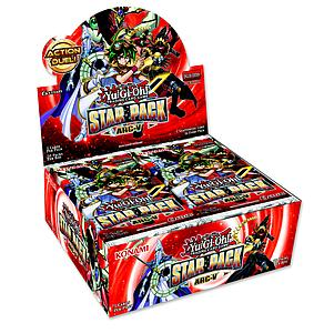Yugioh Trading Card Game: Star Pack Arc-V Booster Box